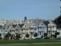 remember early 90's sitcom Full House?, taken from Alamo Park, SF